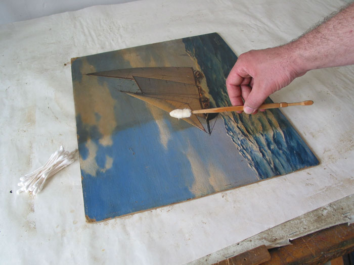 Philadelphia Art Restoration And Conservation By William